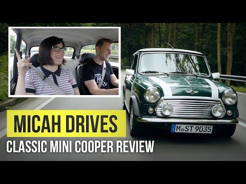 1998 Mini Cooper | The Pinnacle of Motoring Fun