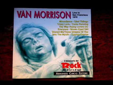 Van Morrison- Live in San Francisco 1970  [FULL ALBUM]