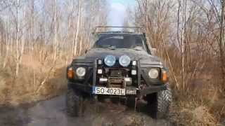 Jazda OFF ROAD 4x4 – Katowice video