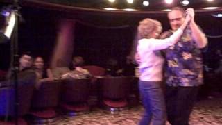 Carnival Dream 10 Salsa Dancing