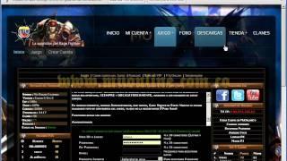 Guia Jugar Mu Online Colombia Parte 1