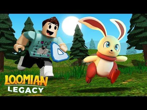 roblox-loomian-legacy!