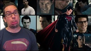 STOP with the Superman Doesn't Smile Argument