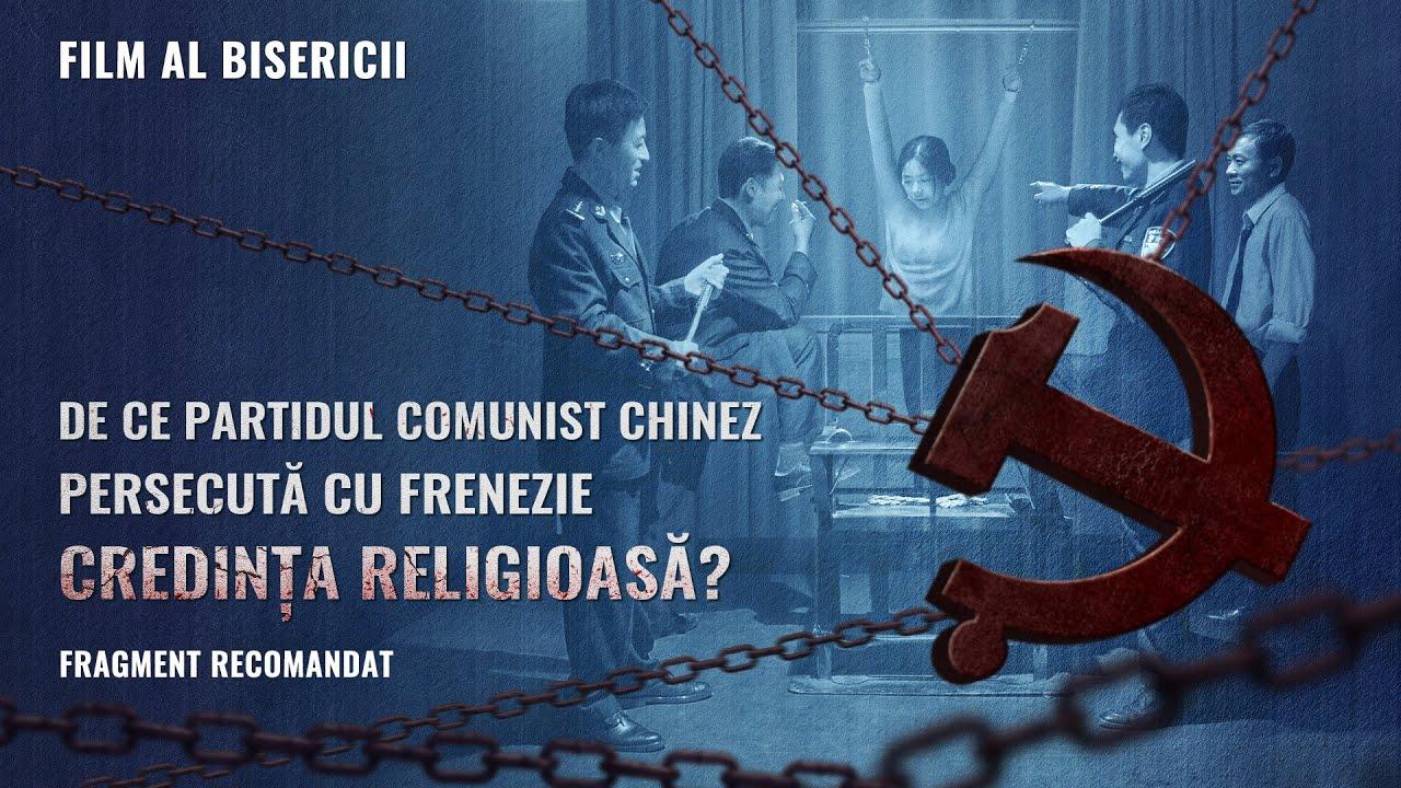 """Film creștin """"Alinare în necaz"""" Segment 2 - De ce Partidul Comunist Chinez persecută cu frenezie credința religioasă?"""