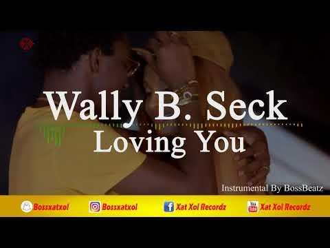 Wally B. Seck - Loving You Instrumental (reProd. By BossBeatz)