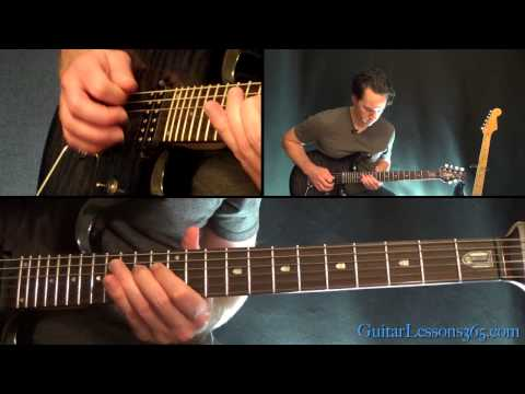 Orion Guitar Lesson Pt.1 - Metallica