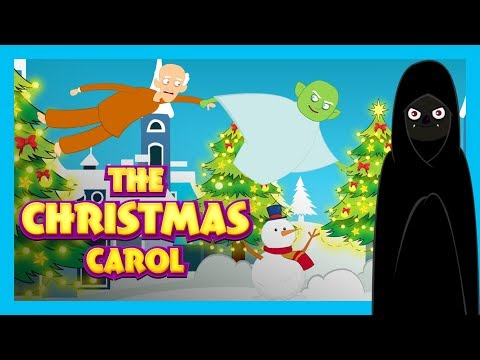 THE CHRISTMAS CAROL - CHRISTMAS STORY || CHRISTMAS - BEDTIME STORY FOR KIDS