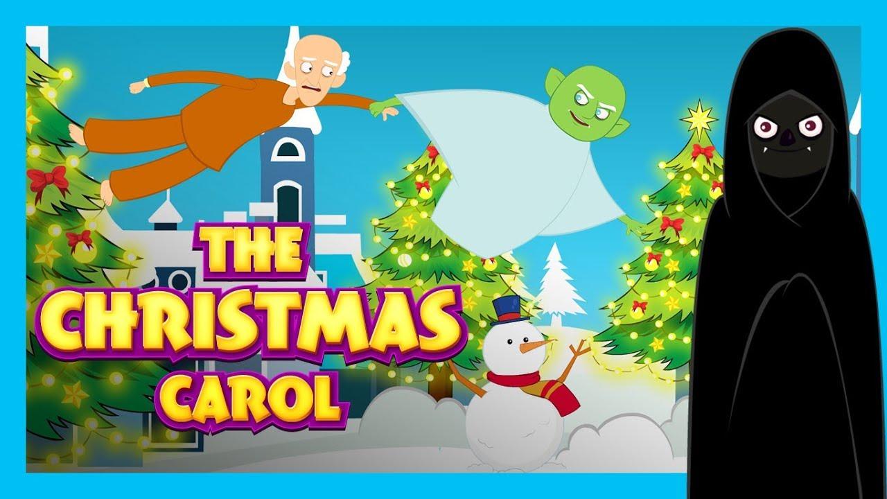 Christmas Story For Kids.The Christmas Carol Christmas Story Christmas Bedtime Story For Kids