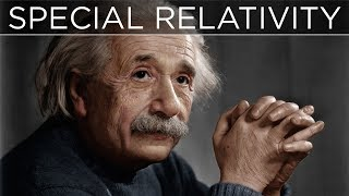 the basics of special relativity explained in 5 minutes