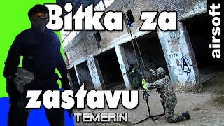 Airsoft Srbija , Bitka za zastavu (Battle for the flag) 2020. Vlog + action
