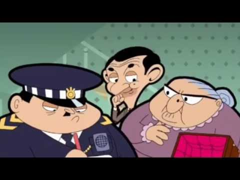 MR BEAN ᴴᴰ Got Arrested by the Police - Oh Nooo - Ep. 18