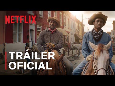 Cowboys de Filadelfia   Tráiler oficial   Netflix