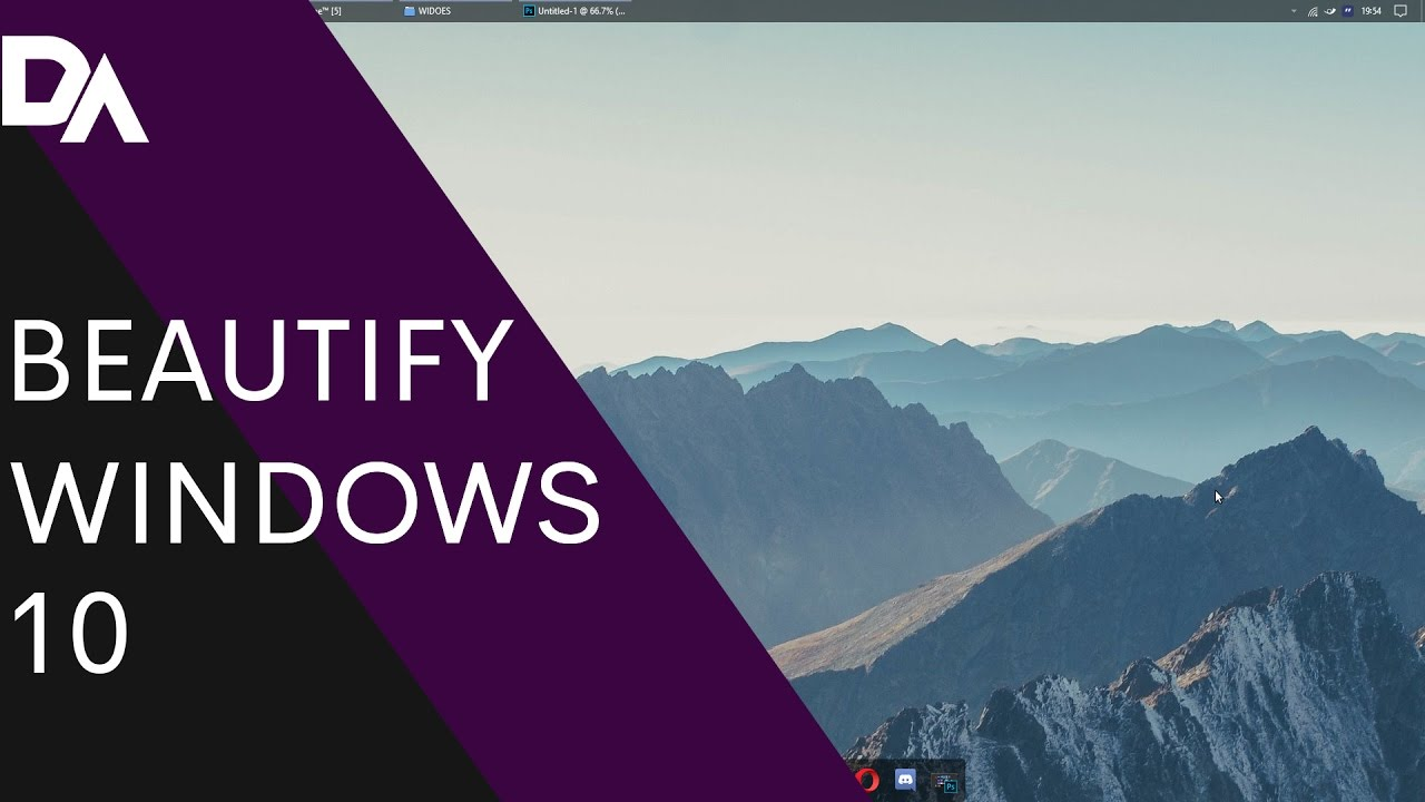 beautify windows 10 arc theme for windows 10