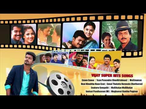 Vijay Super hit Songs   Ilayaraja   Deva   S A Rajkumar