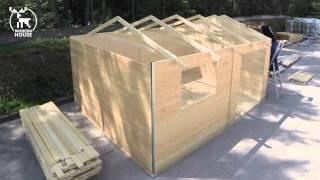 Montaż domków MODERN HOUSE