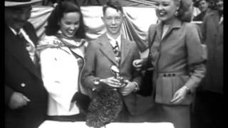 Premier of The Egg and I 1947