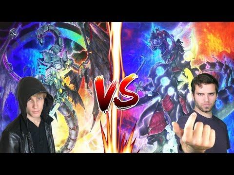 EPIC YuGiOh Structure Deck Showdown! | Machine Reactor VS Dinosmasher's Fury OH BABY!!