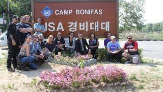 Gary Sinise & The Lt Dan Band Korea Visit (Short Film)