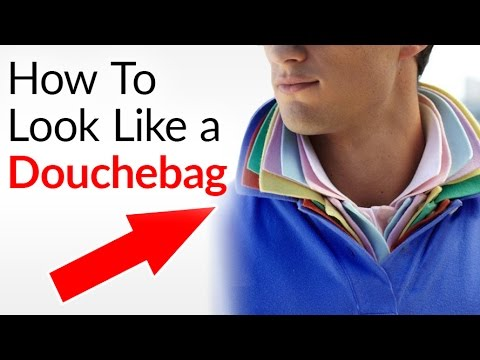 what makes a guy a douchebag