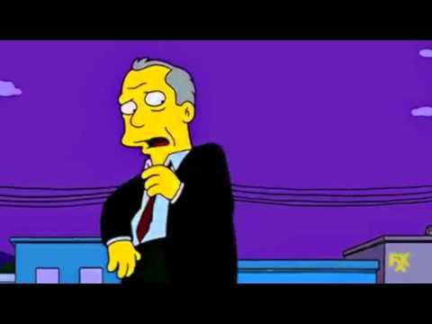 """The Simpsons - """"Cash for your eyes"""""""