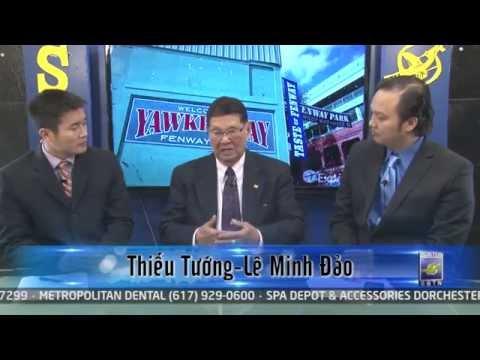 SBTN Boston Interview: Thiếu Tướng Lê Minh Đảo (Part 1)