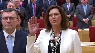 Söders Kabinett vereidigt - Spaenle verliert Posten