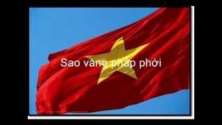 Quốc ca Việt Nam - Vietnam National Anthem (with subtitle)