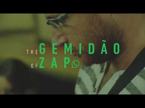 Gemidão of Zap – A Brazilian internet masterpiece that you must know.