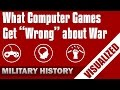 "What Computer Games Get ""Wrong"" about War"
