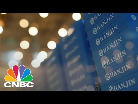 What Happens When A Shipping Company Goes Bust | CNBC