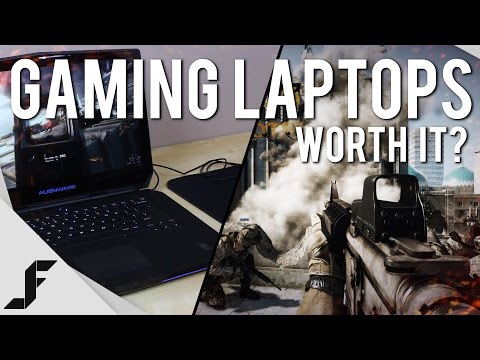 GAMING LAPTOPS - Are they worth it?