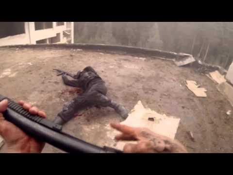 Хардкор 2015 Русский тизер full HD