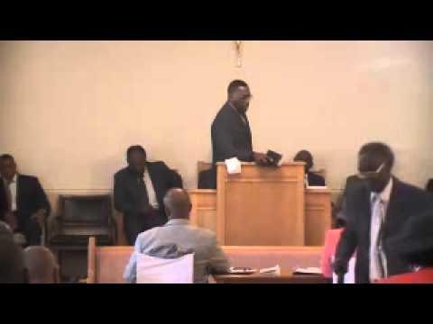 Elder Louis Thomas---Hymn #337