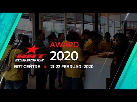 BRT AWARD 2020