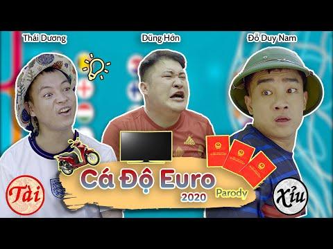 [Nhạc chế] CÁ ĐỘ EURO 2021 Parody | Đỗ Duy Nam, Thái Dương,Dũng Hớn,Chí Huy