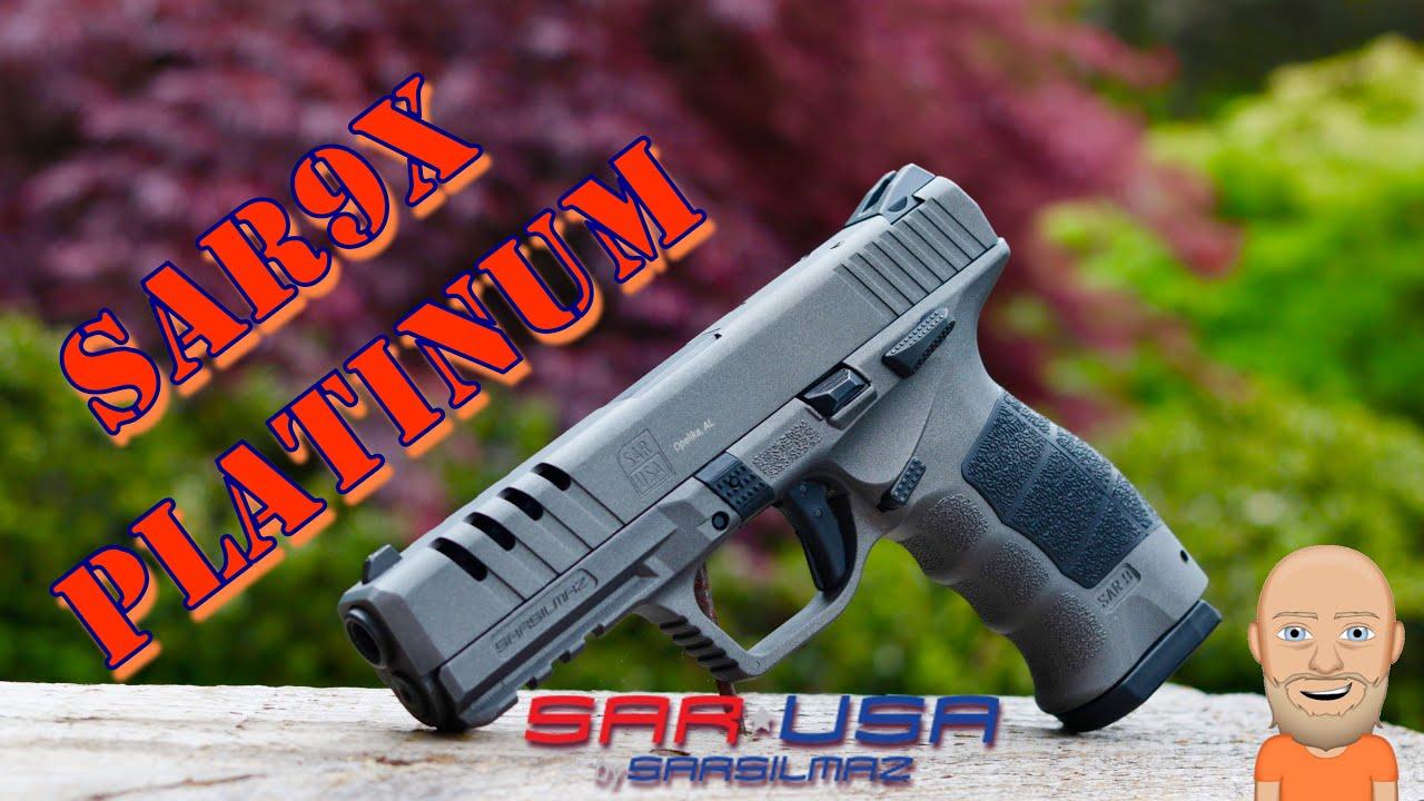 First Look at the Sar9x Platinum from Sar USA