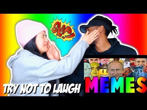 YOU LAUGH, YOU GET SLAPPED! TRY NOT TO LAUGH CHALLENGE!! | BEST MEMES COMPILATION V42 | REACTION