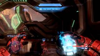 Halo 4 - hyperactive live comm - more swearing than blinking - OJ Simpson?