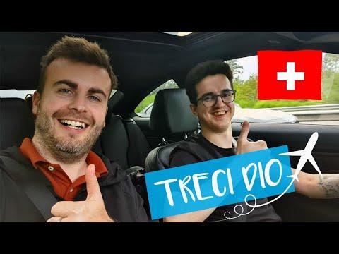Prva kazna za brzu vožnju, promjena vozačke dozvole i kupovina automobila u Švicarskoj
