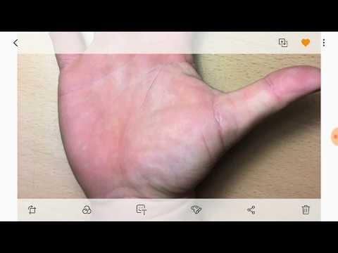 Большой палец,  значение большого пальца.  #хиромантия