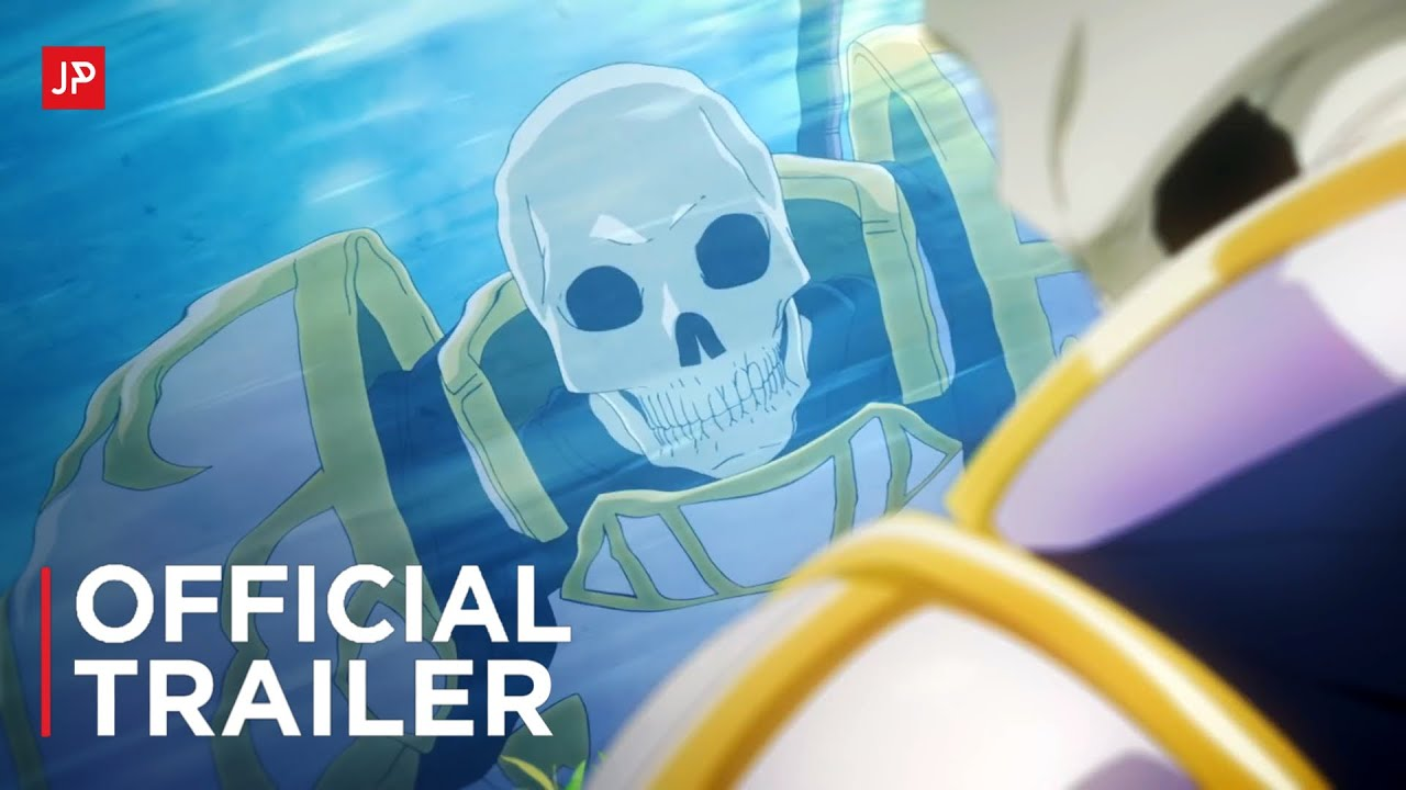 Download Skeleton Knight in Another World - Official Trailer | English Sub