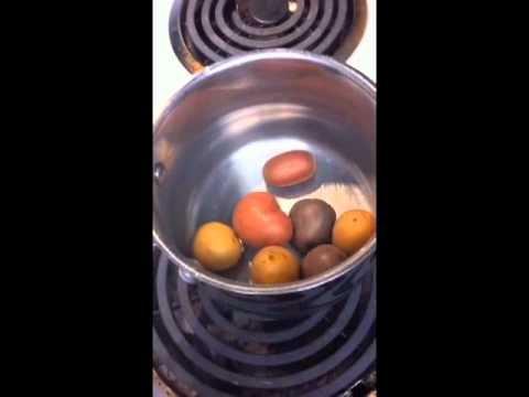 Pressed Potatoes | Everyday With Rachael Ray | October 2011