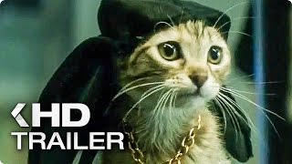 KEANU Official Red Band Trailer (2016)