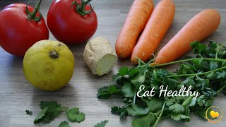 Eat (And Live) Healthy
