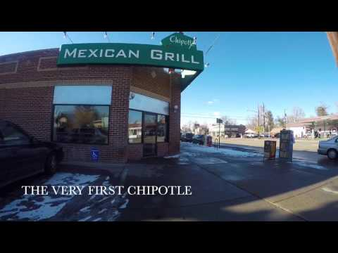 The First Chipotle Store