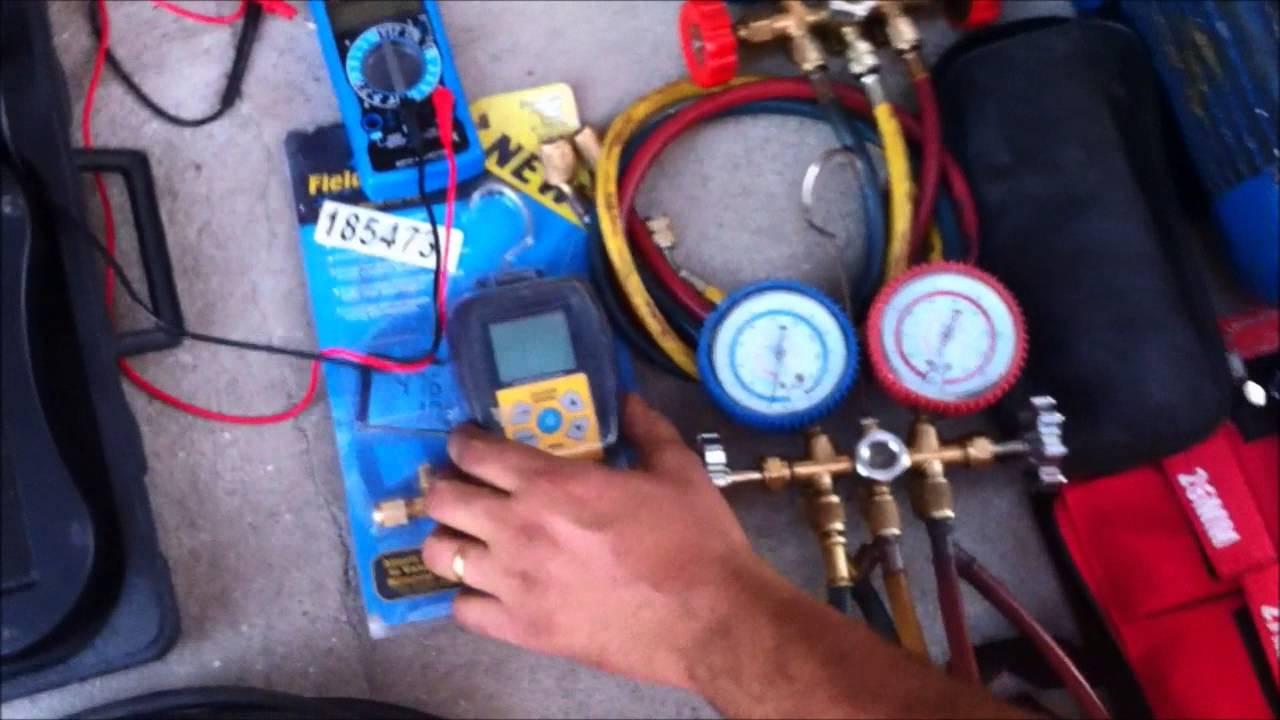 Instala 231 227 O Ar Condicionado Split Ferramentas Necessarias