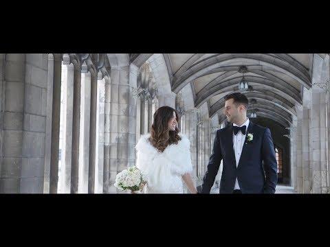 Jessica + Jordan | Toronto Jewish Wedding Same Day Edit Video at Grand Luxe
