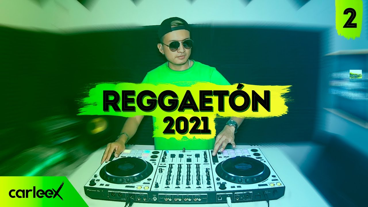 Download The Revolution 02   Reggaeton & Dembow 2021   CARLEEX