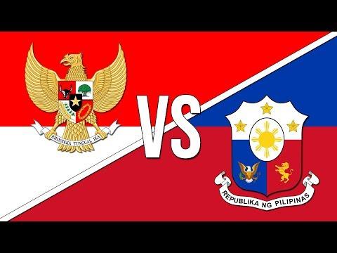 🇮🇩 Lagu Kebangsaan Indonesia Vs 🇵🇭 Lagu Kebangsaan Filipina!