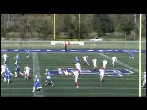 Anthony thompson vanier college AAA highlights 08/09